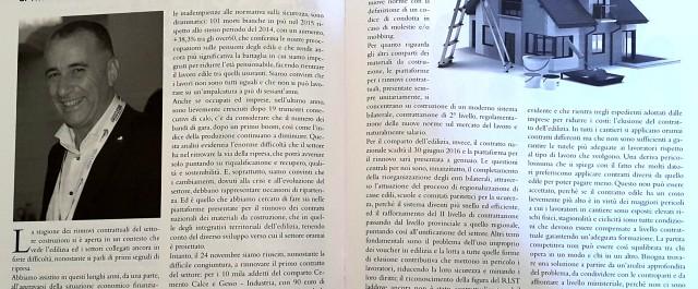 Foto articolo Lavoro Italiano Dicembre 2014