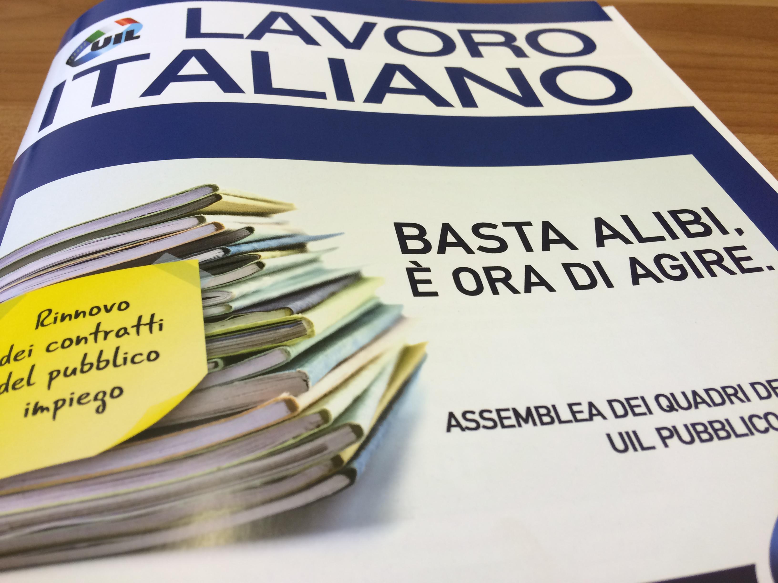 lavoro italiano giugno