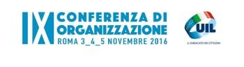 UIL IX conferenza di organizzazione