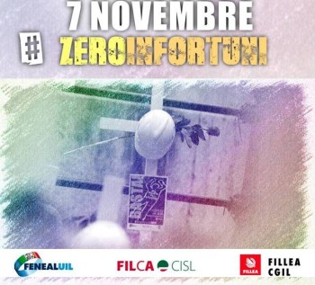 SCIOPERO ZEROINFORTUNI 7 NOV
