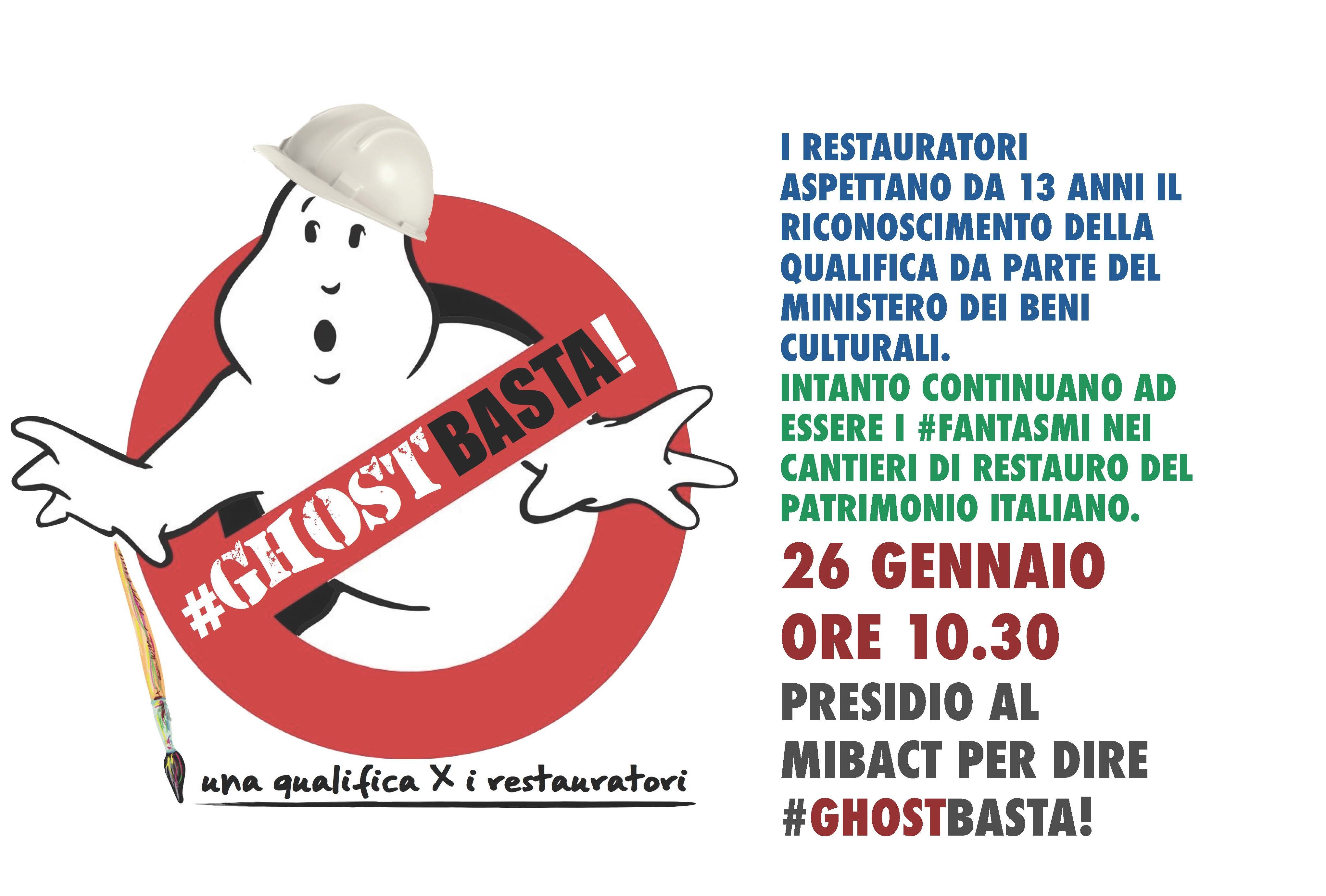 Rastauro Ghostbasta