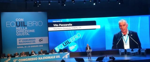 Panzarella congresso UIL