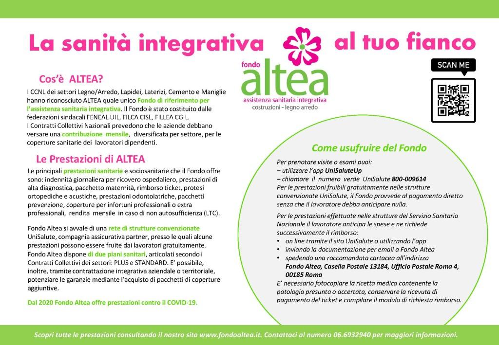 Volantino Definitivo ALTEA 2021