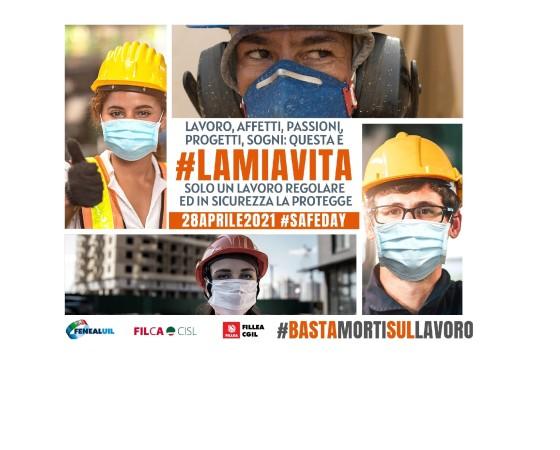 Immagine safeDay 2021 #vivalavita